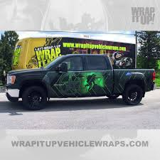 Pin By Wrap It Up Vehicle Wraps On Truck Wraps | Pinterest | Trucks ...