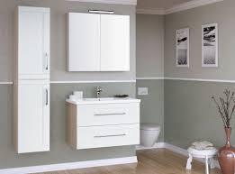 badezimmermöbel set j bengaluru 3 teilig inkl waschtisch waschbecken farbe weiß matt esche hell