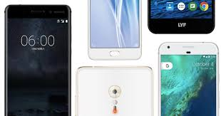 Top 5 smartphone brands to look out for in 2017