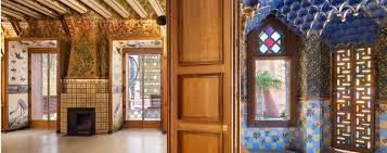 Inside Casa Vicens In Barcelona Designed By Antoni Gaudi