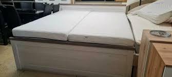bett pinie weiß trüffel 180x200 lattenrost u matratze 2 wahl