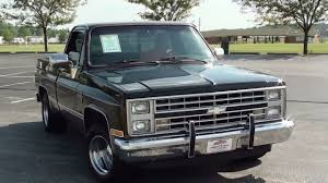 100 1986 Chevy Trucks For Sale Test Driving Chevrolet Silverado C10 Pickup YouTube