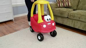 30th Anniversary Cozy Coupe Assembly (US Only) - Step 6 | Little ...