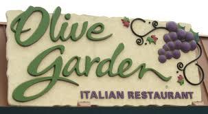 Olive Garden Restaurant Logo Clipart