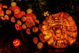 Roger Williams Pumpkin Festival 2017 by Jack O Lantern Spectacular Louisville