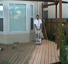 Varathane Floor Sander Machine by Sanding Exterior Porches Sanding Your Porch Mn