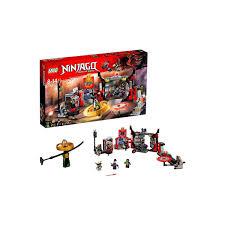LEGO Ninjago Cuartel General De HDG