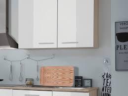 küchenzeile ohne e geräte 310 cm hochglanz weiß laurel