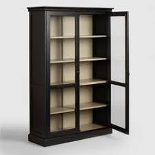 details about wooden cabinet hutch cupboard standing kitchen