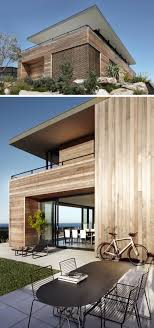 100 Modern Wooden Houses 14 Examples Of Beach From Around The World