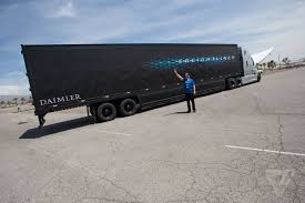 100 Las Vegas Truck Driver Jobs This Is What Its Like To Ride In Daimlers Selfdriving Semi Truck