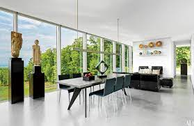 104 Interior Design Modern Style Contemporary 13 Striking And Sleek Rooms Architectural Digest