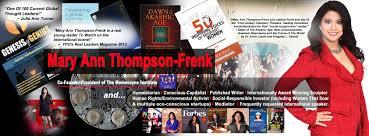 100 Mary Ann Thompson Index