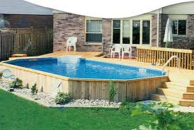 Above Ground Pool Deck Images by Enchanting Above Ground Pool Decks About Cheap Modern Home