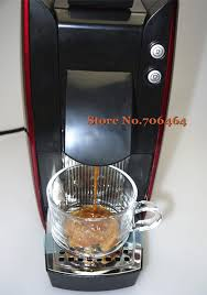Electric Nespresso Capsule Coffee Maker Espresso Machine Home Appliance Cappuccino