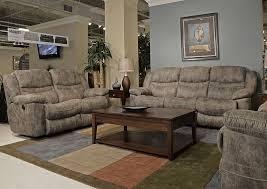 Furniture World Petal MS Valiant Marble Reclining Sofa & Loveseat