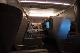 siege boeing 777 300er air trip report singapore airlines business class 777 300er syd