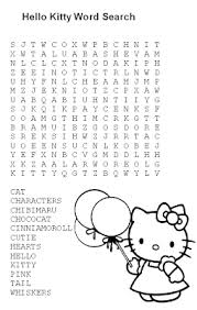 Here Is A Hello Kitty Color By Numbers Activity Sheet That We Hope You Will Enjoy