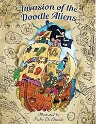 Invasion Of The Doodle Aliens