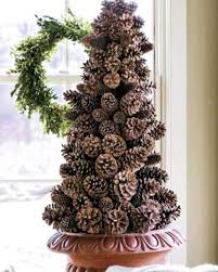 Pine Cone Christmas Tree Ornaments Crafts by Decorating With Pine Cones 30 Gorgeous Crafts Bren Did