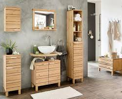 home affaire waschbeckenunterschrank jossy aus massivholz