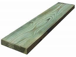 1 x 6 above ground ac2 green pressure treated lumber at menards