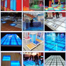 led glass floor lighting floor in shanghai in china buy glass