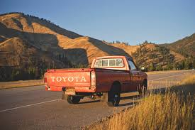 My Old Toyota Pickup, Bought On Craigslist In Portland, OR And Being ...