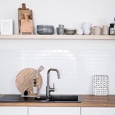 küchenrückwand mit den metrofliesen wir haben die