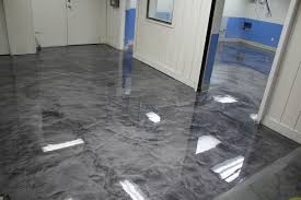 Sealing Asbestos Floor Tiles With Epoxy by Who Says Industrial Has To Be Ugly Seattle Surfaces