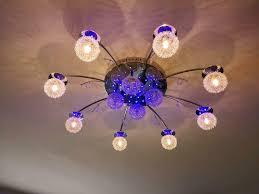 led deckenleuchte für wohnzimmer mit fernbedienung farbwechsel