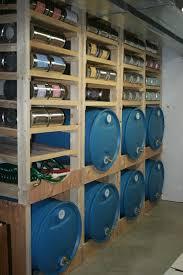 Diy Food Water Storage