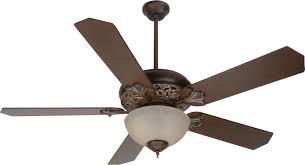 Ceiling Fan Balancing Kit Amazon by Craftmade Mi52agvm Mia Aged Bronze Vintage Madera 52