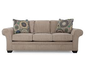broyhill zachary brown sofa mathis brothers furniture