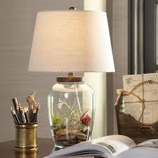 Small Fillable Glass Table Lamp by Wallington Glass Table Lamp U0026 Reviews Birch Lane