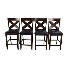 OFF Bob s Furniture Bob s Furniture X Factor Bar Stool Set