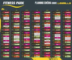salle de sport bercy 2 fitness park le sport pour tous