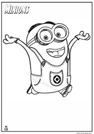 Minions Coloring Pages 02