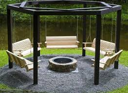 Surprising Design Ideas Outdoor Furniture Swing Seat Swings And