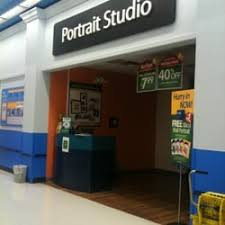 Photo Of Walmart Portrait Studio
