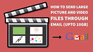 How To Send Picture And Video Files Through Email Upto 10GB