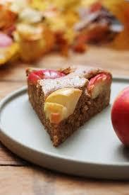 gesunder apfelkuchen ohne zucker