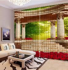 cantonniere pour cuisine personnalisé 3d rideau continental rideaux pour chambre