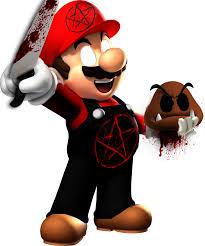 Mario Pumpkin Carving Templates by Halloween Mario Favourites By Mareach101 On Deviantart Luigi And