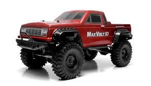 100 Remote Control Gas Trucks Exceed RC Rock Crawler Car 110 Scale 24Ghz Max Volt 4WD Electric