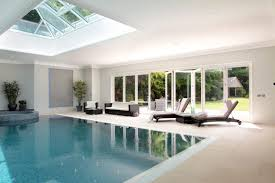 Bespoke Bifold Doors Swimming Pool By Todd