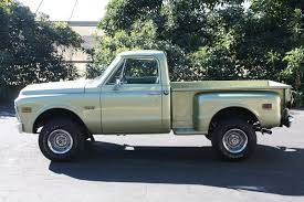 1972 GMC, CHEVY, K 10, SHORT BED, STEP SIDE, 4x4, 4 SPEED CALIFORNIA ... 1972 Chevy K20 4x4 34 Ton C10 C20 Gmc Pickup Fuel Injected The Duke Is A 72 C50 Transformed Into One Bad Work Chevrolet Blazer K5 Is Vintage Truck You Need To Buy Right 4x4 Trucks Chevy Dually C30 Tow Hog Ls1tech Camaro And Febird 3 4 Big Block C10 Classic Cars For Sale Michigan Muscle Old Lifted Ford Matt S Cool Things Pinterest Types Of 1971 Custom 10 Orange 350 Motor Custom Camper Edition Pick Up For Youtube 1970 Cst Stunning Restoration Walk Around Start Scotts Hotrods 631987 Gmc Chassis Sctshotrods