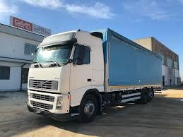 100 Garda Trucks VOLVO FH12380 Pritsche 960m Mit Plane Trucks Curtainsider For Sale