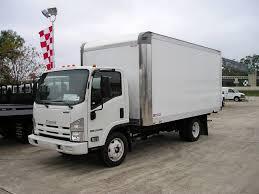 100 16 Ft Box Truck 2018 Isuzu NPR With Ft Dry Van Body DIESEL Conroe TX