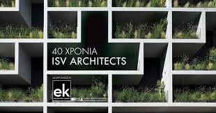 100 Isv Architects 40 Yeas ISV 7 DEC 2018